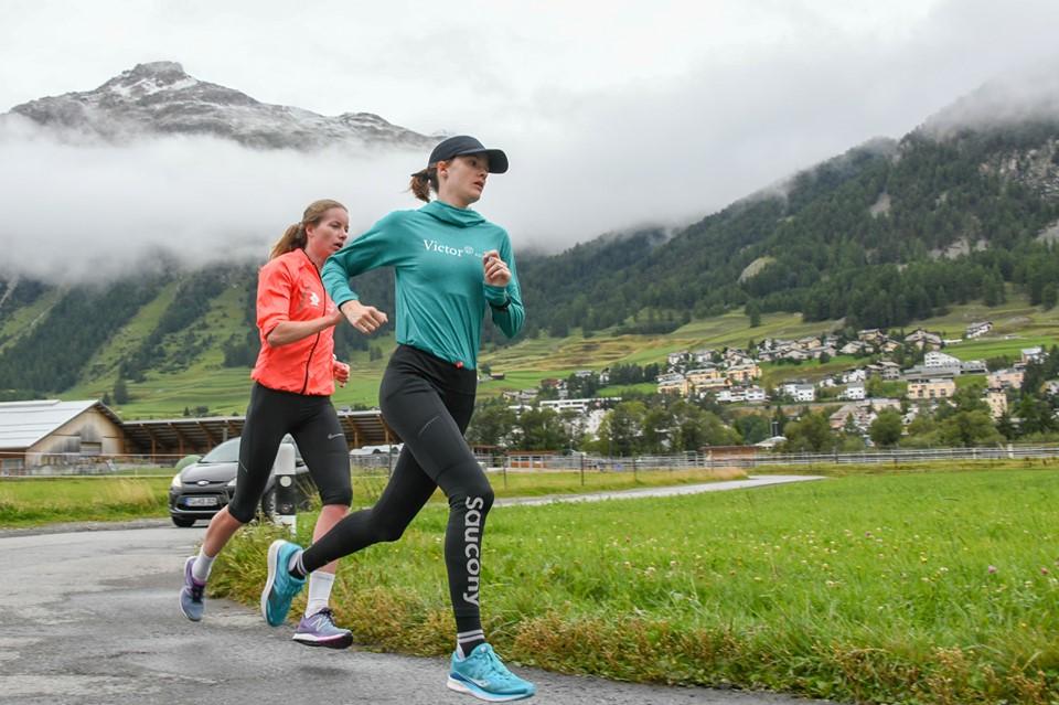 Trainingsstage St. Moritz