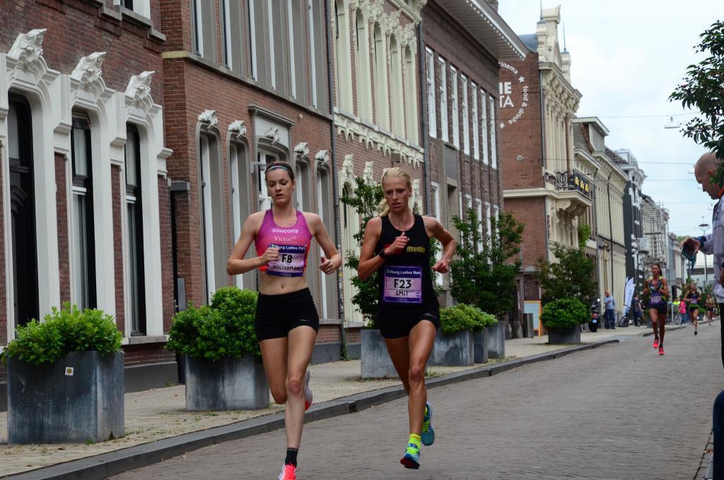 Prima test in Tilburg