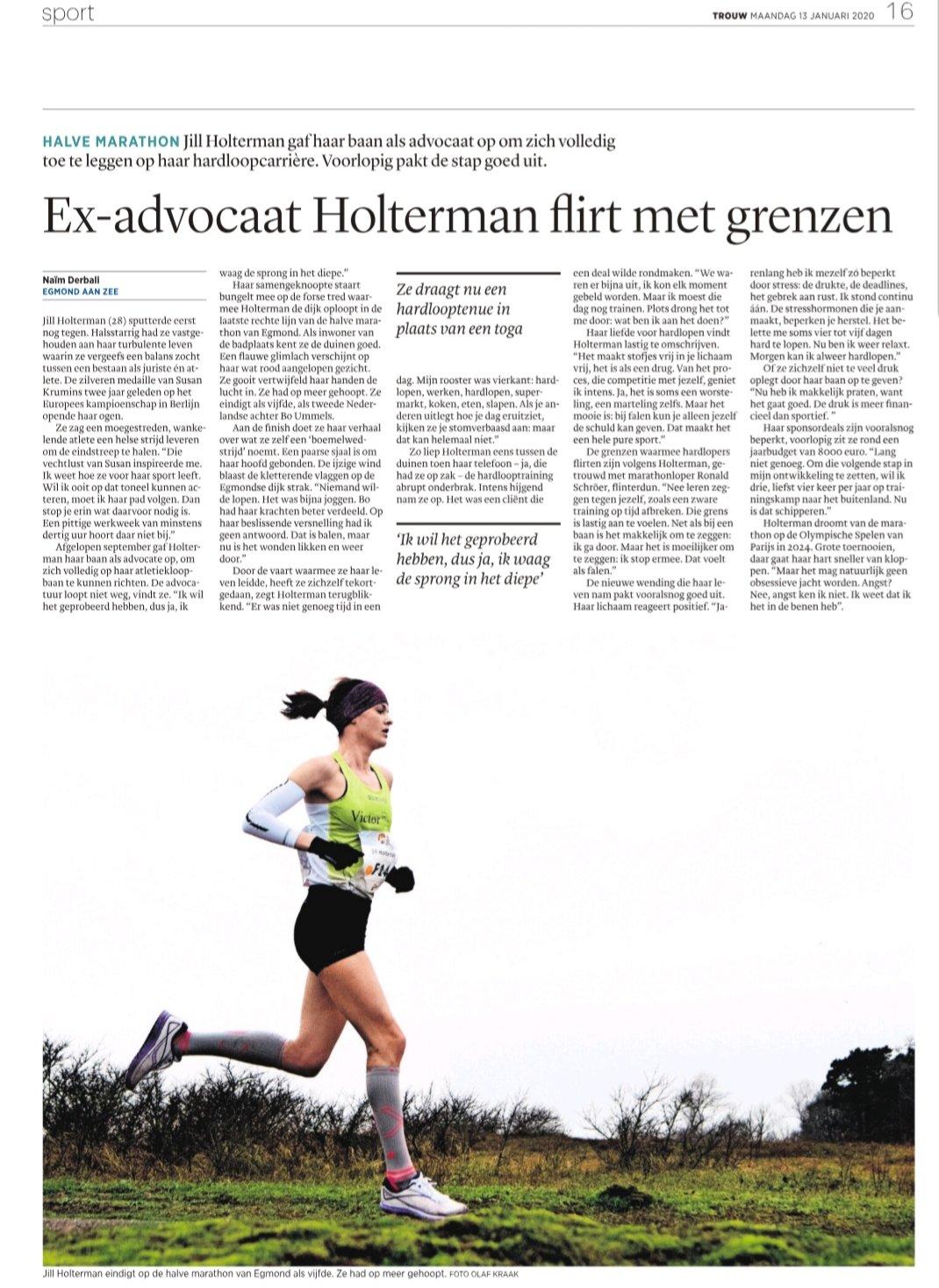 'Ex-advocaat Holterman flirt met grenzen'