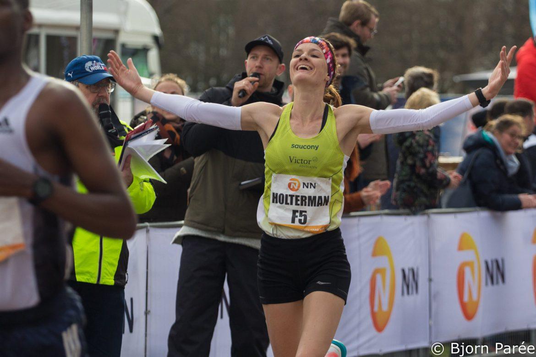 EK Limiet tijdens CPC halve marathon