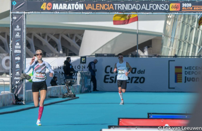 Valencia marathon: Ik ben een marathonloopster!